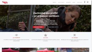 RescueRoom.sk - kurzy prvej pomoci zážitkom